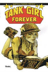 TANK GIRL #5 CVR B  PANOSIAN