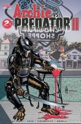 ARCHIE VS PREDATOR 2 #2 (OF 5) CVR B CHAYKIN