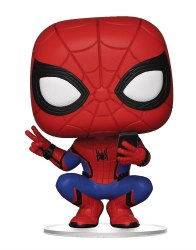 POP MARVEL SPIDER-MAN FAR FROM HOME HERO SUIT VIN FIG (C: 0-