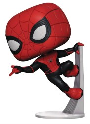 POP MARVEL SPIDER-MAN FAR FROM HOME UPGRADED SUIT VIN FIG