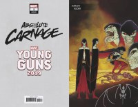 ABSOLUTE CARNAGE #1 (OF 4) KUDER YOUNG GUNS VAR AC