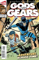 GODS AND GEARS #1 (OF 4)