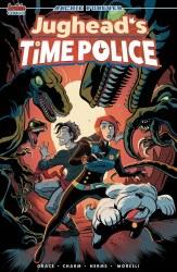 JUGHEAD TIME POLICE #4 (OF 5) CVR C SCHKADE