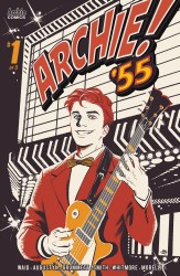 ARCHIE 1955 #1 (OF 5) CVR A MOK