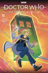 DOCTOR WHO 13TH #12 CVR A FISH