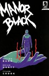 MANOR BLACK #3 (OF 4) CVR B SMALLWOOD