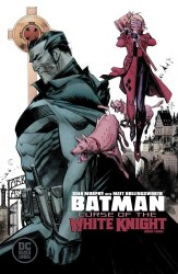 BATMAN CURSE OF THE WHITE KNIGHT #3 (OF 8)