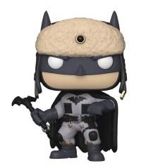 POP HEROES BATMAN 80TH RED SON BATMAN 2003 VIN FIG