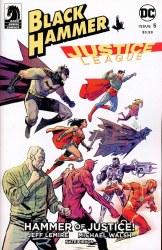BLACK HAMMER JUSTICE LEAGUE #5 (OF 5) CVR A WALSH