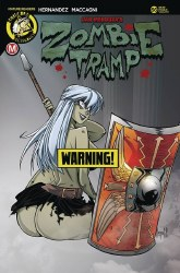 ZOMBIE TRAMP ONGOING #66 CVR B MACCAGNI RISQUE (MR)