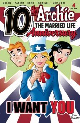ARCHIE MARRIED LIFE 10 YEARS LATER #4 CVR A PARENT