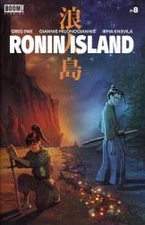 RONIN ISLAND #8 CVR A MILONOGIANNIS