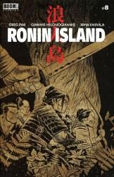 RONIN ISLAND #8 CVR B PREORDER YOUNG VAR