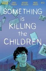 SOMETHING IS KILLING CHILDREN #3