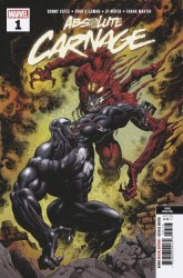 ABSOLUTE CARNAGE #1 (OF 5) 3RD PTG NEW ART HOTZ VAR AC