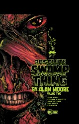 ABSOLUTE SWAMP THING BY ALAN MOORE HC VOL 02