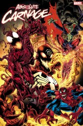 ABSOLUTE CARNAGE #5 (OF 5) BAGLEY CULT OF CARNAGE VAR