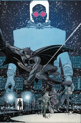 BATMAN WHITE KNIGHT PRESENTS VON FREEZE #1 VAR ED