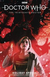 DOCTOR WHO 13TH HOLIDAY SPECIAL #2 CVR A CARANFA