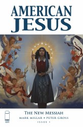 AMERICAN JESUS NEW MESSIAH #1 CVR A MUIR (MR)