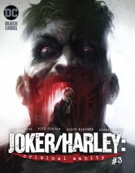 JOKER HARLEY CRIMINAL SANITY #3 (OF 9) (MR)