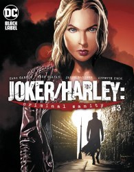 JOKER HARLEY CRIMINAL SANITY #3 (OF 9) VAR ED (MR)