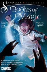 BOOKS OF MAGIC TP VOL 02 SECOND QUARTO (MR)