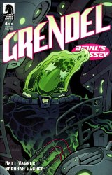 GRENDEL DEVILS ODYSSEY #4 (OF 8) CVR B CROOK (MR)