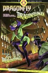 DRAGONFLY & DRAGONFLYMAN #3 (OF 5) (MR)