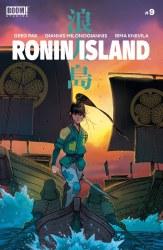 RONIN ISLAND #9 CVR A MILONOGIANNIS