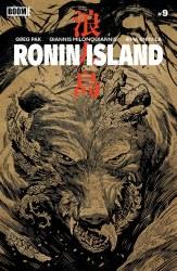 RONIN ISLAND #9 CVR B PREORDER YOUNG VAR