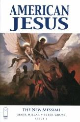 AMERICAN JESUS NEW MESSIAH #2 CVR A TOP SECRET (MR)