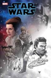 STAR WARS #1 SILVA PREMIERE VAR