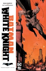 BATMAN WHITE KNIGHT DELUXE EDITION HC