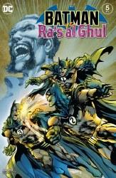 BATMAN VS RAS AL GHUL #5 (OF 6)