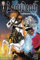 LADY DEATH SCORCHED EARTH #1 (OF 2) (MR)