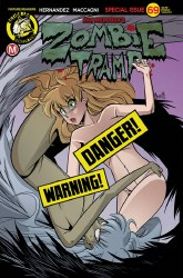 ZOMBIE TRAMP ONGOING #69 CVR B MACCAGNI RISQUE (MR)