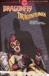DRAGONFLY & DRAGONFLYMAN #4 (OF 5) (MR)