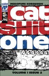 CAT SHIT VOL 01 #2 (OF 3)