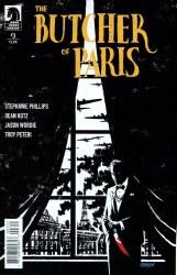 BUTCHER OF PARIS #3 (OF 5) (MR)