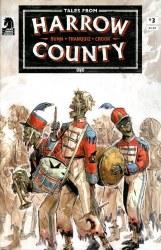 TALES FROM HARROW COUNTY DEATHS CHOIR #3 (OF 4) CVR A FRANQU