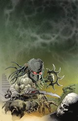 PREDATOR HUNTERS III #1 (OF 4) CVR B BRASE GLOW IN THE DARK
