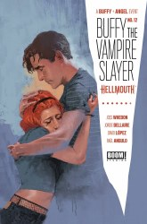 BUFFY THE VAMPIRE SLAYER #12 CVR A MAIN ASPINALL