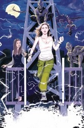 BUFFY THE VAMPIRE SLAYER #12 CVR D PREORDER INZANA VAR