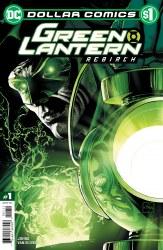 DOLLAR COMICS GREEN LANTERN REBBIRTH #1