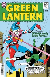 GREEN LANTERN #1 FACSIMILE EDITION