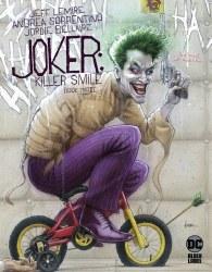 JOKER KILLER SMILE #3 (OF 3) KAARE ANDREWS VAR ED (MR)