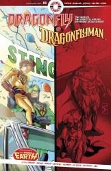 DRAGONFLY & DRAGONFLYMAN #5 (OF 5) (MR)