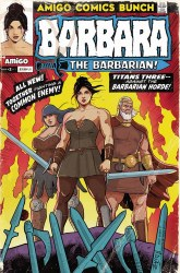 BARBARA THE BARBARIAN #3 (OF 3)