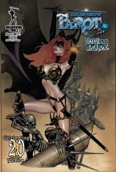 TAROT WITCH OF THE BLACK ROSE #121 20TH ANNIVERSARY (MR)